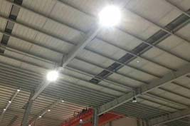 HYL RHB 100W led high bay workshop Panama